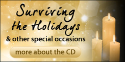 Surviving the Holidays & Other Special Occasions CD